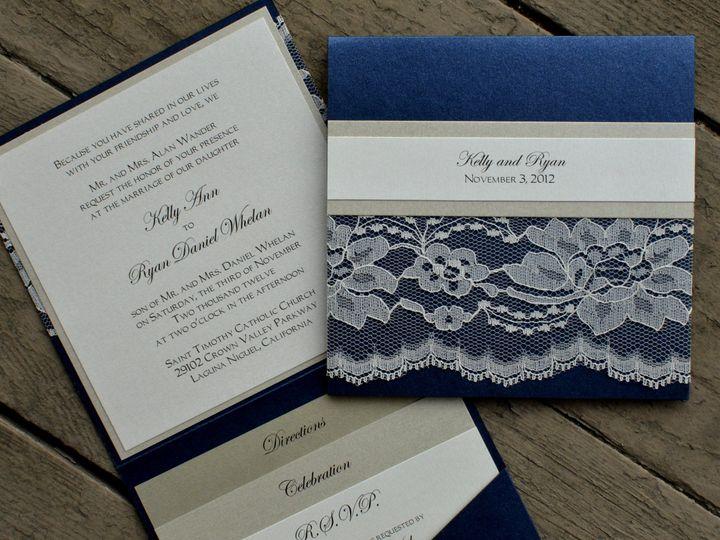 Tmx 1482962586864 Booklet Kelly  Ryan Tustin, California wedding invitation