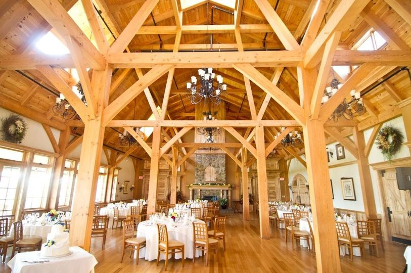 The Red Barn at Outlook Farm, Wedding Ceremony & Reception ...