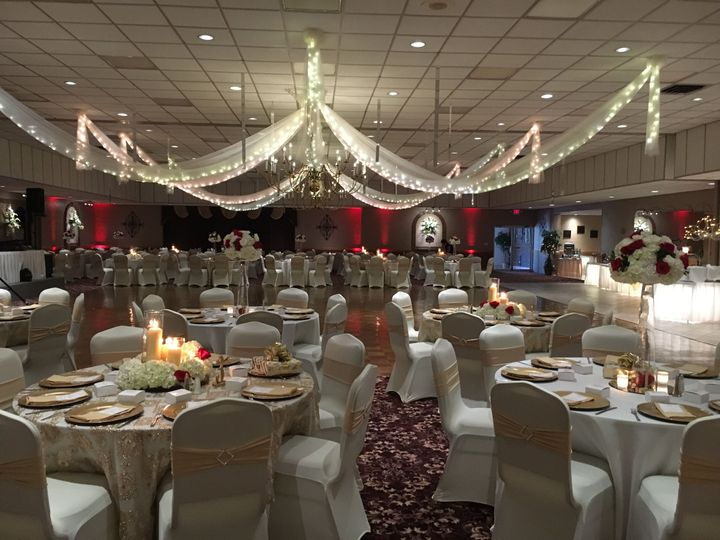 DiVieste Banquet Rooms