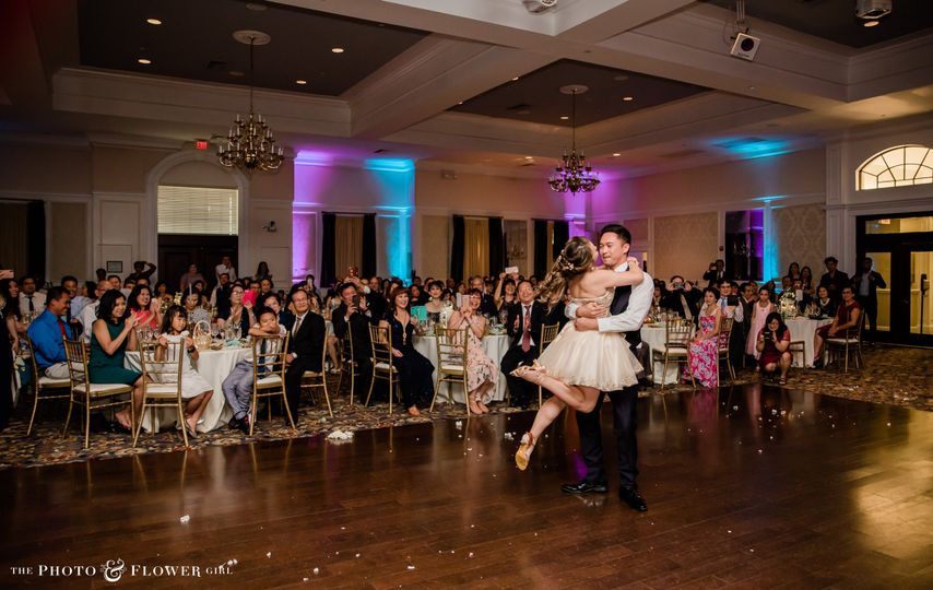 First dance (choreographed)