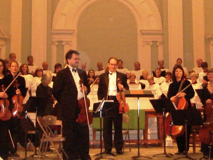 Tmx 1446736382335 Oct. 29 06 Orchestra And Choir Chapel Hill wedding ceremonymusic