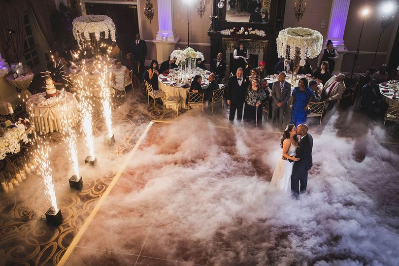First Dance Sparklers
