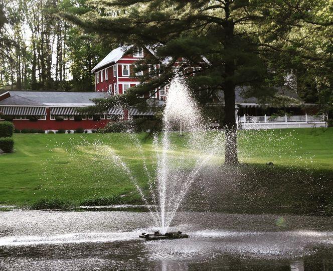 Springside Inn Pond