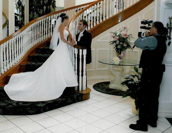 Tmx 1234221057953 BrideGroom Staircase Palm Desert wedding videography