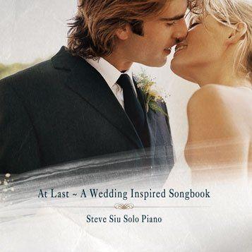 Steve's inspiring wedding songbook