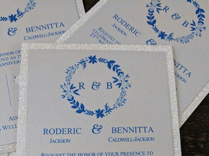 Tmx 59574 51 710718 Calumet City, Illinois wedding invitation