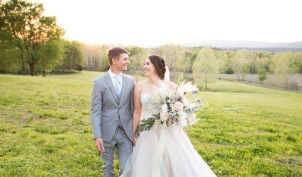 The wedding of Cheri and Allen