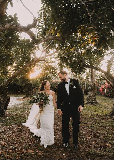 Old Grove, FL Wedding