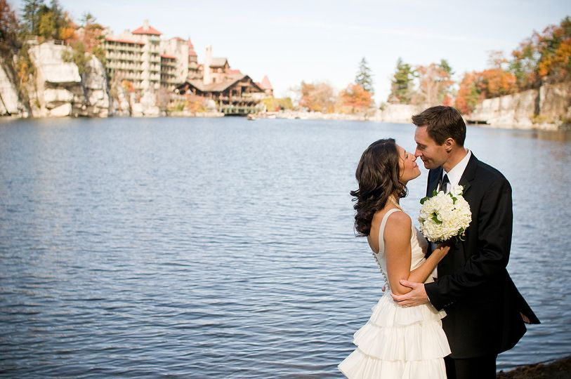 Mohonk mountain house reviews ratings wedding ceremony for Cheap wedding locations nyc