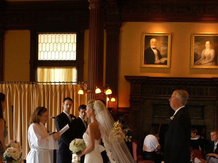 Tmx 1397245819887 Ceremony In Parlor   Jean Kallina Photograph New Paltz, New York wedding venue