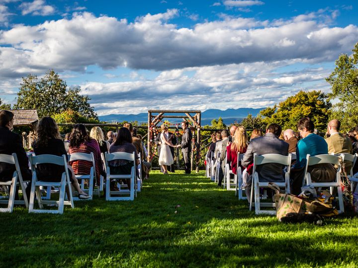 Tmx 1397245837721 Garden Ceremony   Dennis Pike Photograph New Paltz, New York wedding venue