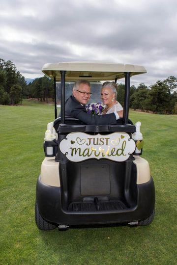 Golf Cart Getaway