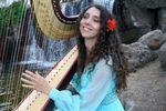 Harpist Tatyana image