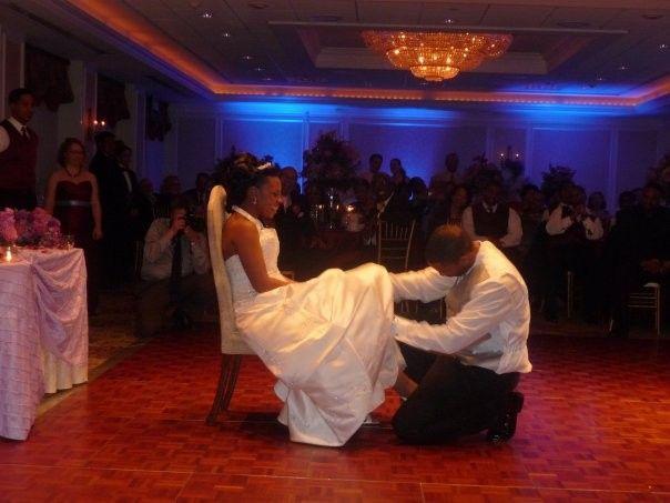 Tmx 1424487054202 Wedding Uplight2 Wyandanch, NY wedding dj