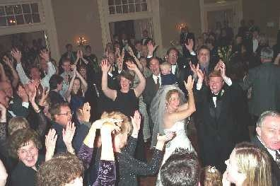 """Best Atlanta DJ"" Rob Clark Entertainment -- EVERYONE of ALL AGES on the dance floor!"