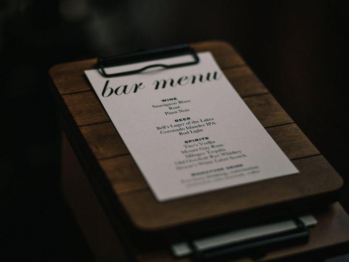 Tmx Bar Menu 51 754718 Chicago, IL wedding catering