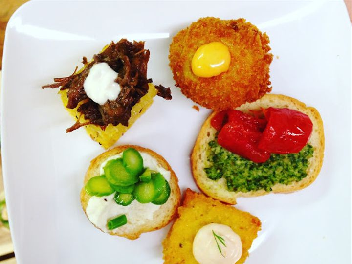 Tmx Hors D Oeuvres 51 754718 Chicago, IL wedding catering