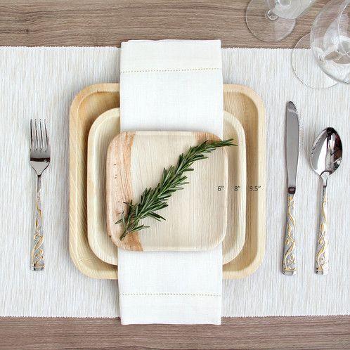 Tmx Palm Leaf Plates2 51 754718 Chicago, IL wedding catering