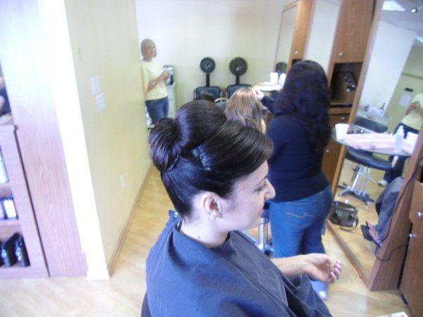 Hair by Melissa Pineau