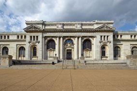 Carnegie Library at Mt. Vernon Square - Events DC property