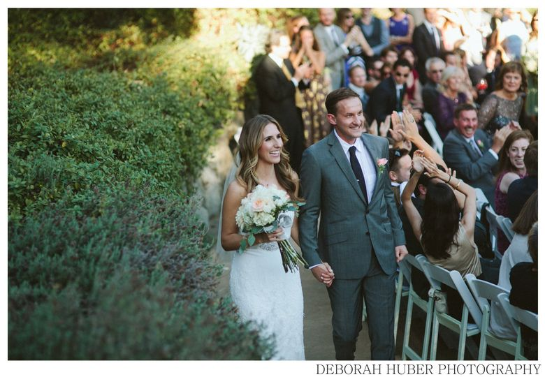 Smiles and applause - Deborah Huber Photography