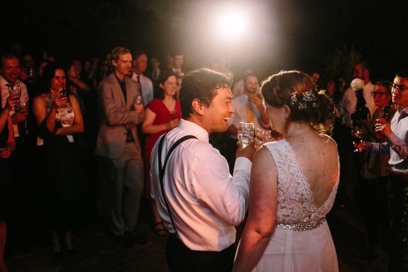 A toast - Deborah Huber Photography