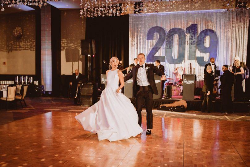 Heritage Ballroom New Years