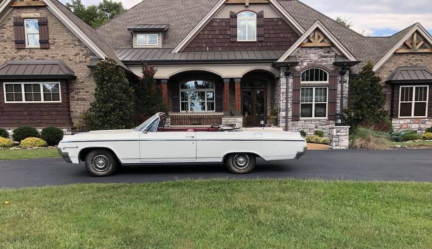 1964 Olds  Convertible