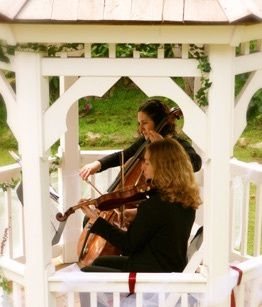Laurel Thomsen Violin & Viola Performance - Ceremony Music