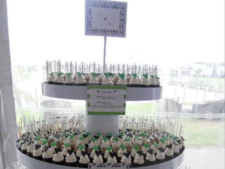 Tmx 1325799635545 DSCN3088 Ocean City wedding cake