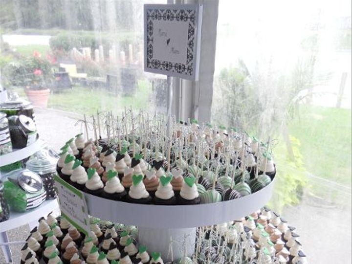 Tmx 1325799707873 DSCN3093 Ocean City wedding cake