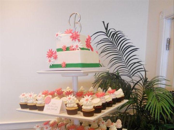 Tmx 1325800601070 Duneswedding008 Ocean City wedding cake