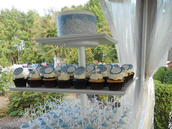 Tmx 1455129958787 Beach 4 Ocean City wedding cake