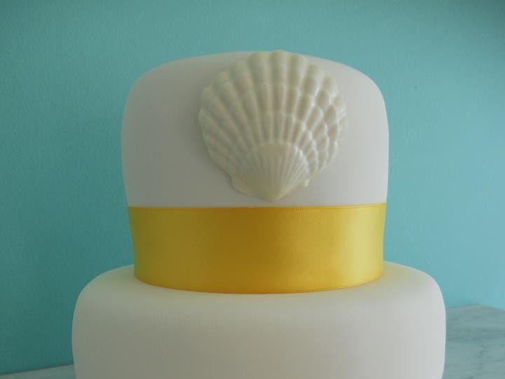 Tmx 1455129966421 Beach1 Ocean City wedding cake