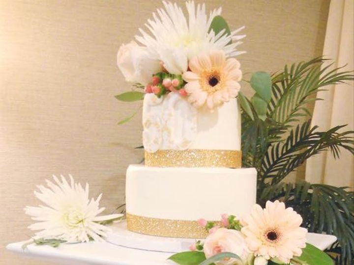 Tmx 1455129980335 Cupcake Tier 1 Ocean City wedding cake