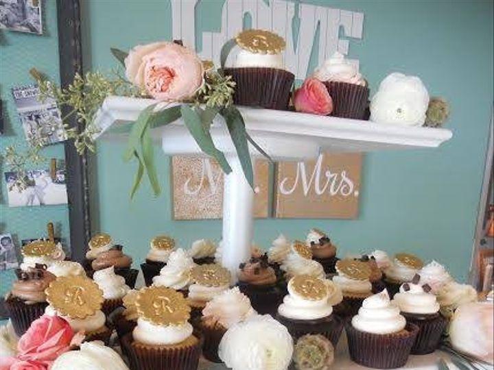 Tmx 1455129993333 Cupcake Tier 3 Ocean City wedding cake