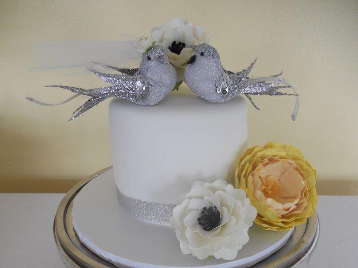 Tmx 1455130088572 Dscn5331 Ocean City wedding cake