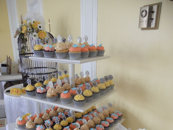 Tmx 1455130142750 Dscn5332 Ocean City wedding cake