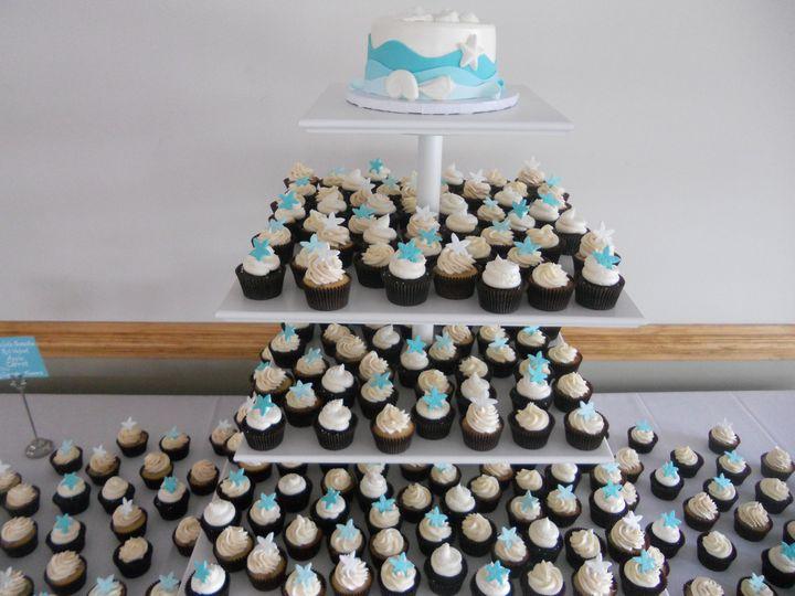 Tmx 1455130363742 Dscn5973 Ocean City wedding cake