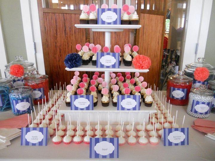 Tmx 1455130540232 Candy2 Ocean City wedding cake