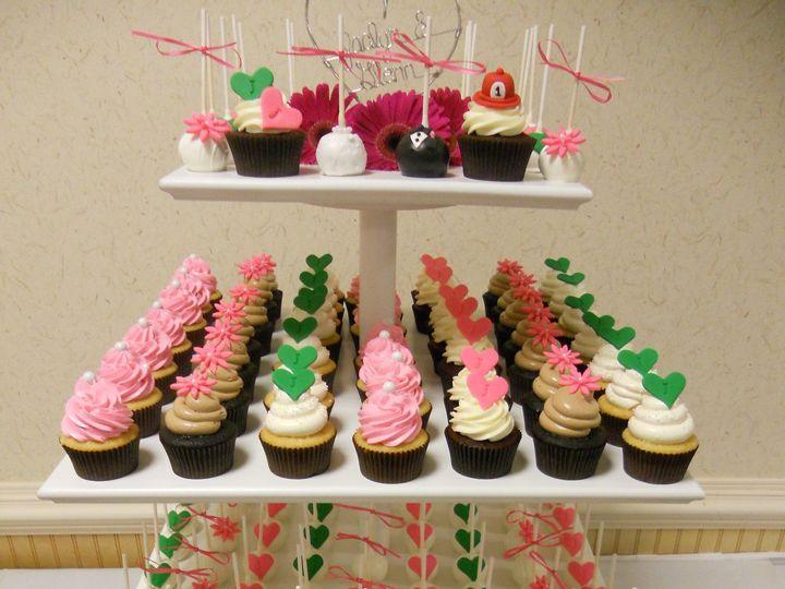 Tmx 1455130776081 Dscn4679 Ocean City wedding cake