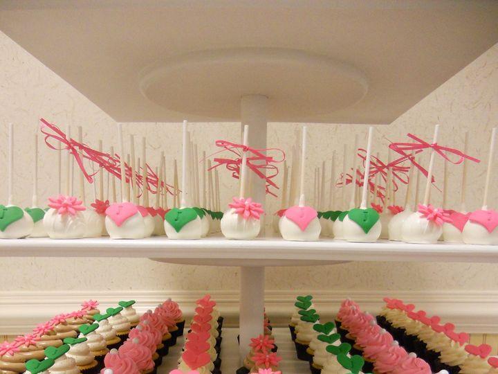 Tmx 1455130831564 Dscn4680 Ocean City wedding cake