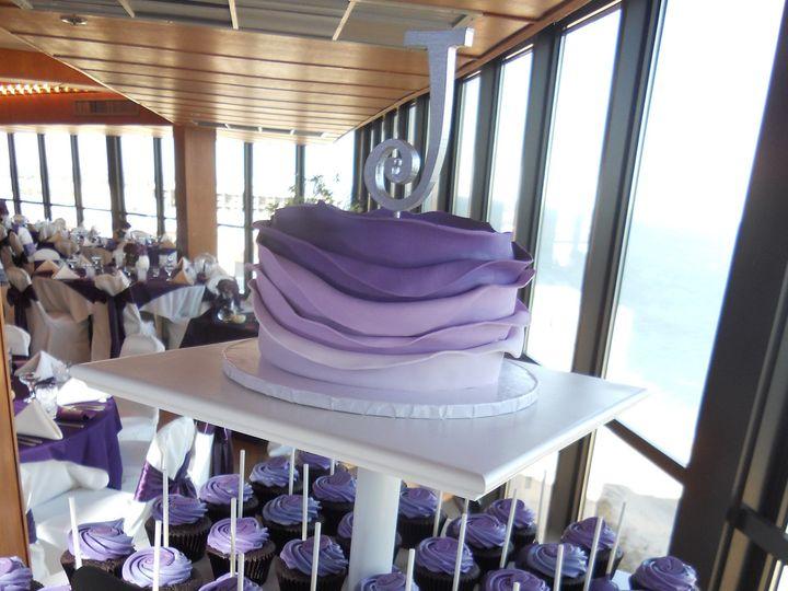 Tmx 1455131015593 Dscn5094 Ocean City wedding cake