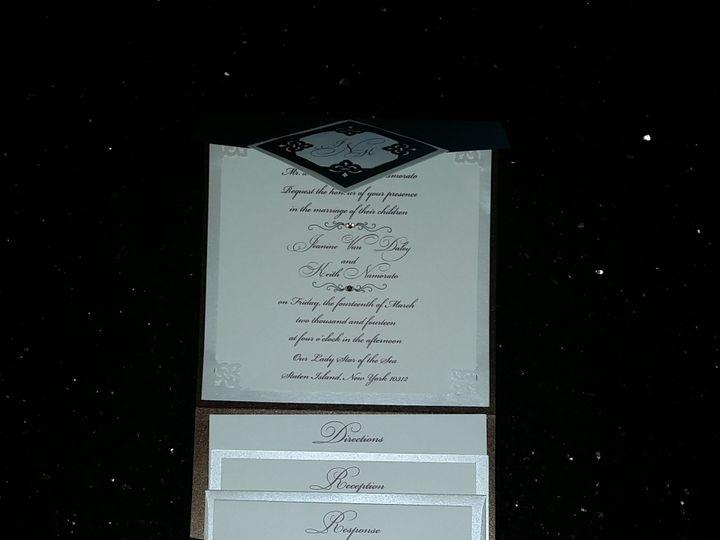 Tmx 1490414950883 Img20140923175618 Englishtown wedding invitation