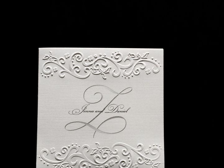 Tmx 1490414989963 Img20150109164348 Englishtown wedding invitation