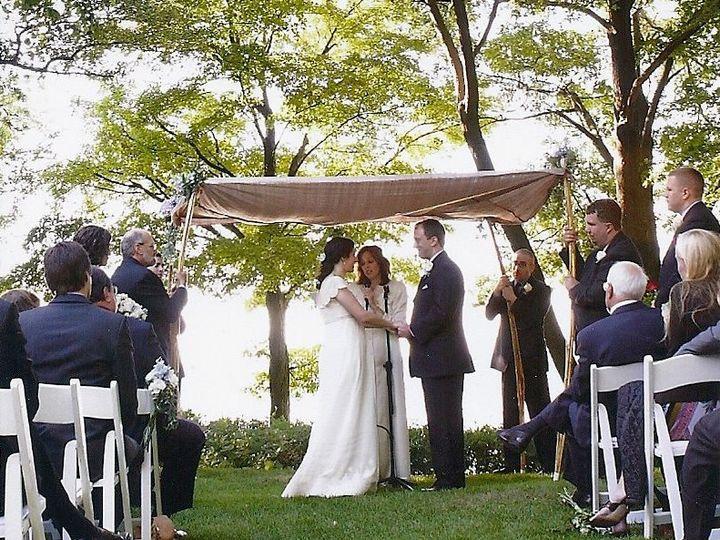 Tmx 1352033258396 JulieFrankCrop Northfield wedding officiant