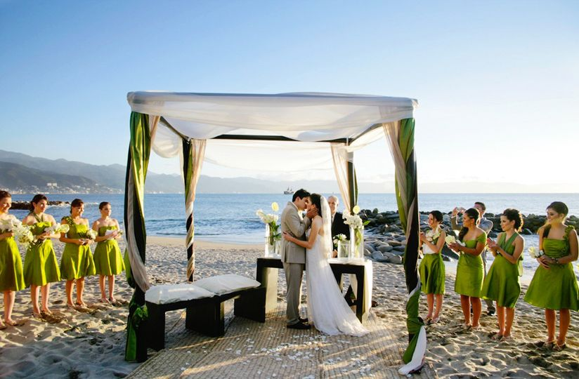 Ceremony on the Beach II