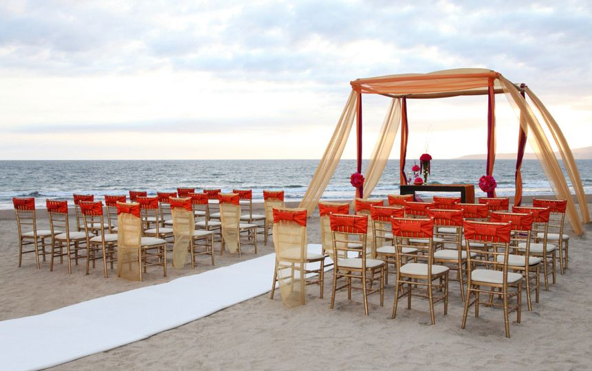 Ceremony on the Beach III
