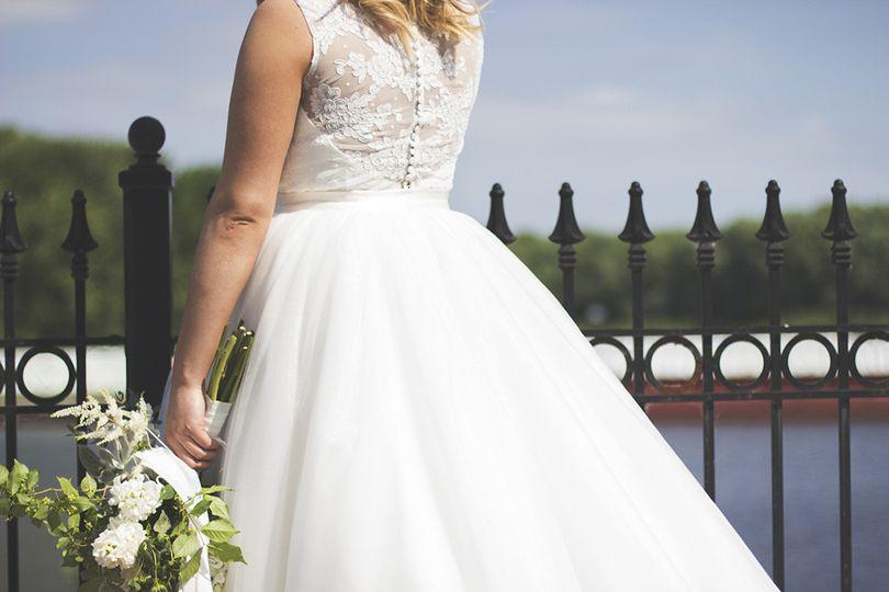 Charlotte 39 s bridal and formal wear dress attire la for Wedding dresses la crosse wi