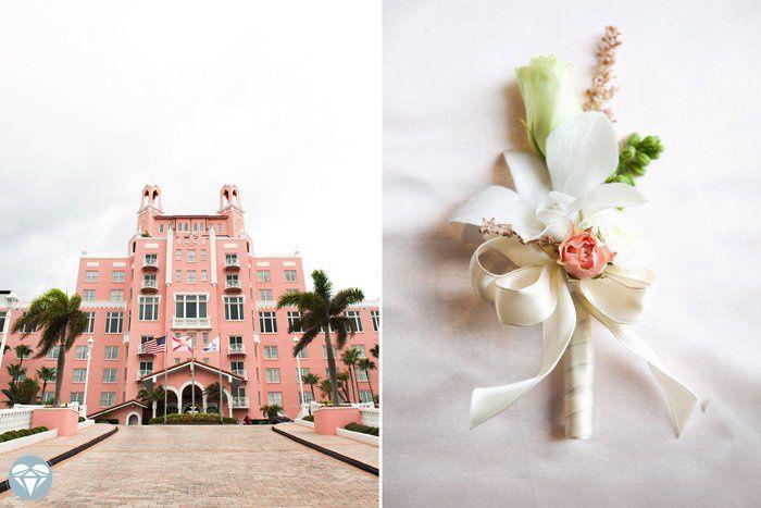 Tmx 1358782434420 TanyaandJerrysDonCesarHotelStPeteBeachWedding0002 Tampa wedding florist